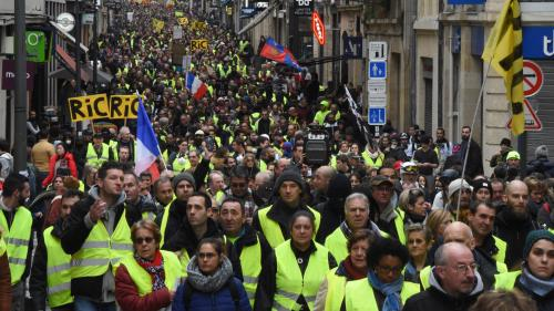 "VIDEO. ""Gilets jaunes"" : le tour de France de la mobilisation"