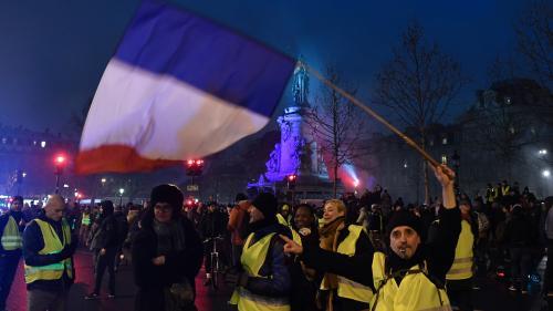 """DIRECT. Onzième samedi de mobilisation des """"gilets jaunes"""" : à Paris, les manifestants entament une """"nuit jaune"""""""