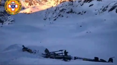 Accident aérien au Val d'Aoste : sept morts et deux blessés