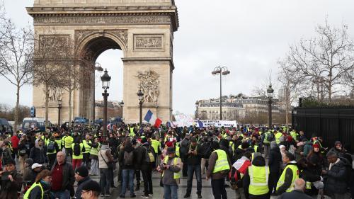 """""""Gilets jaunes"""" : le point sur les rassemblements, région par région"""