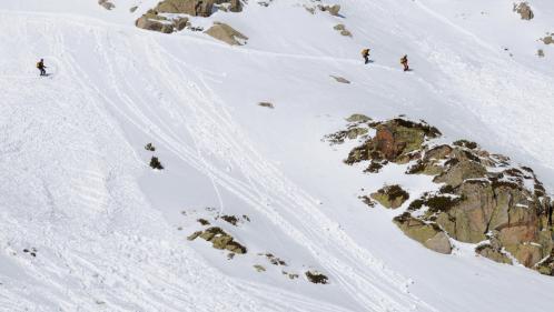 Quatre départements des Pyrénées placés en vigilance orange pour des risques d'avalanches