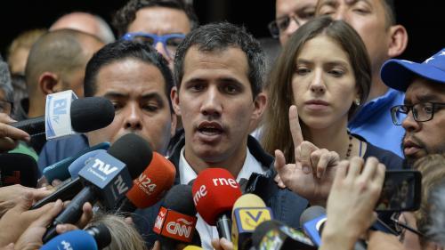Venezuela : qui est Juan Guaido, l'homme qui a osé défier Nicolas Maduro ?