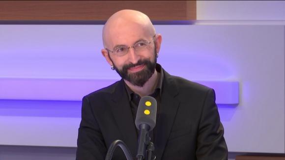 Le sociologue Antonio Casilli sur franceinfo le 28 janvier 2019.