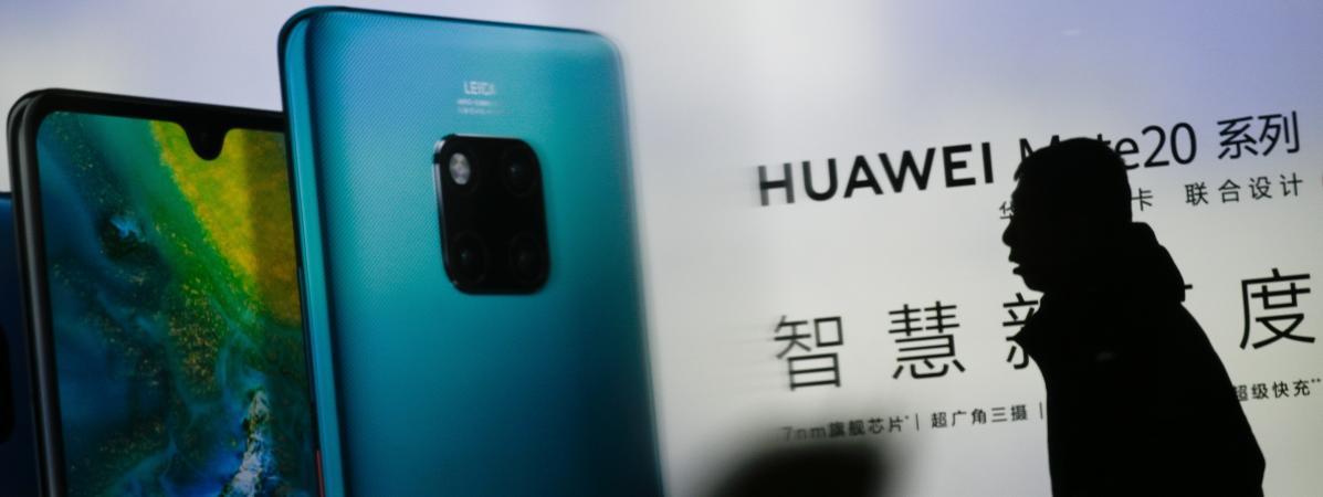 5G : bataille technologique entre les États-Unis et la Chine