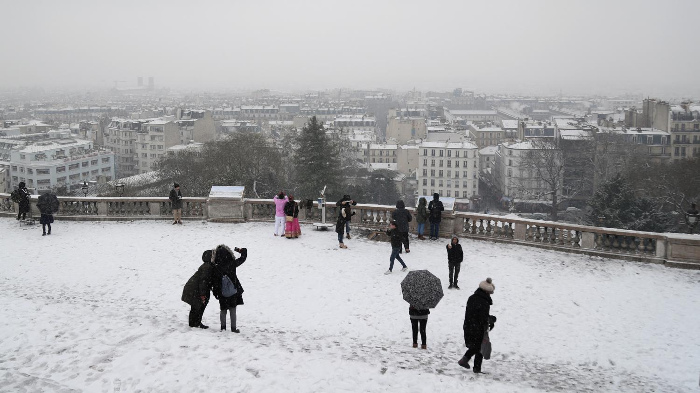 Direct temp te gabriel des chutes de neige assez cons quentes sont attendues pr vient - La ren des neige ...