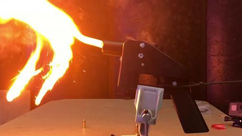 ENQUETE FRANCEINFO. Illégale, intraçable et facile à produire : on a fait imprimer une arme en 3D et on a tiré avec