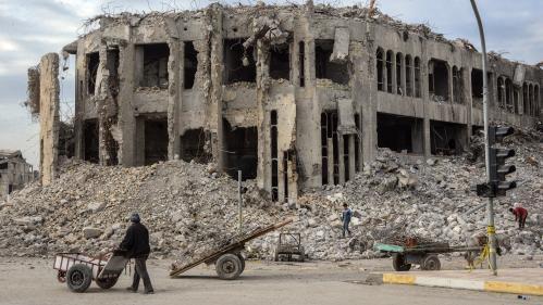 INFOGRAPHIES. Donald Trump a-t-il raison d'affirmer que l'Etat islamique est vaincu en Syrie et en Irak ?