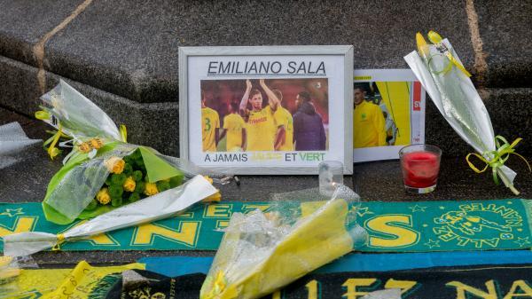 Disparition d'Emiliano Sala : un corps est dans l'avion au fond de l'eau