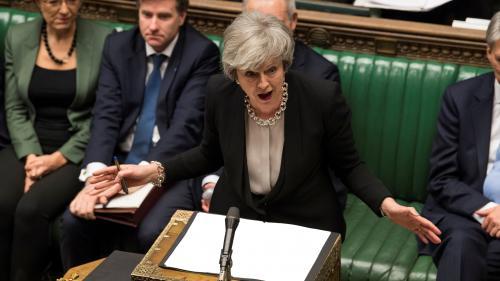 """""""La schizophrénie des Britanniques continue"""" : le Royaume-Uni s'oriente-t-il vers un Brexit sans accord après le vote de mardi ?"""