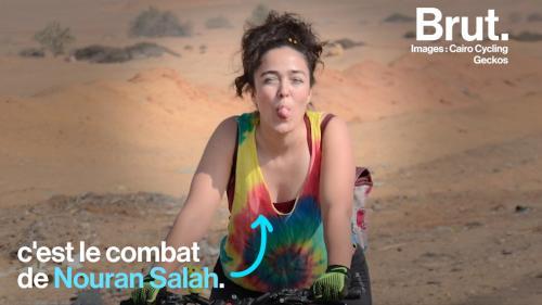 nouvel ordre mondial | VIDEO. L'Égyptienne Nouran Salah veut offrir aux femmes la liberté de pédaler