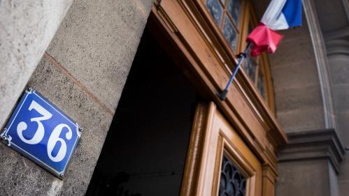 Deux policiers condamnés à sept ans de prison ferme pour le viol d'une touriste canadienne au 36, quai des Orfèvres