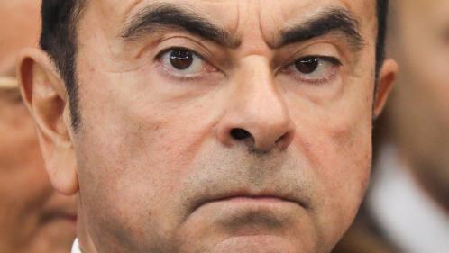 """Interviewé depuis sa prison, Carlos Ghosn dénonce """"une distorsion de la réalité pour détruire sa réputation"""""""