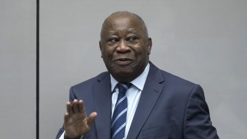 L'ancien président ivoirien Laurent Gbagbo libéré sous conditions