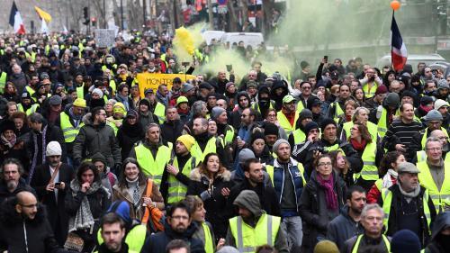 """A quoi va ressembler le douzième samedi de mobilisation des """"gilets jaunes"""" ?"""