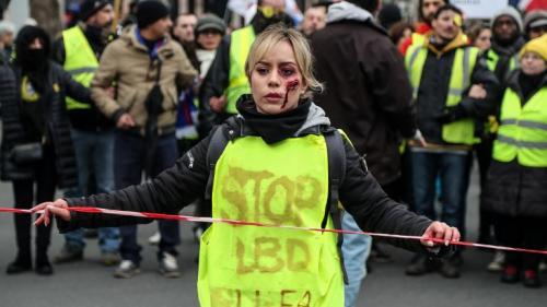 nouvel ordre mondial | À Paris : les