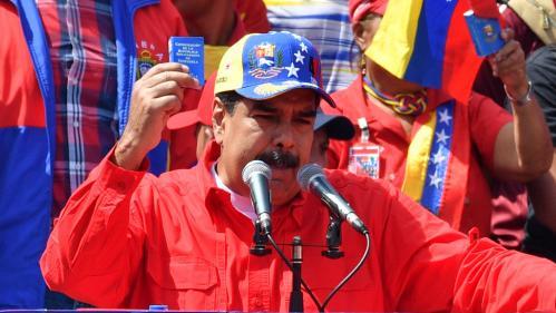 Venezuela : le président Maduro s'engage à organiser des élections législatives anticipées cette année