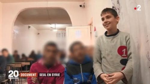 VIDEO. Syrie : le sort compliqué des enfants de jihadistes partis rejoindre l'Etat islamique