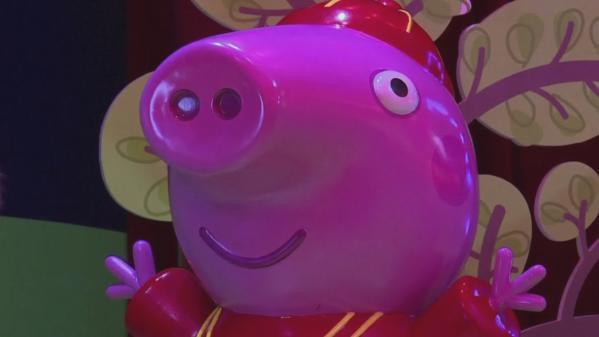 Nouvel An chinois : 2019, l'année du Cochon et de Peppa Pig