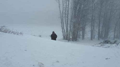 """""""Plus de moral et fatigués"""" : une famille est recluse chez elle dans l'Hérault depuis douze jours à cause de la neige"""