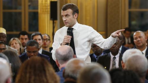 DIRECT. Grand débat national : Emmanuel Macron est à Evry-Courcouronnes. Regardez sa rencontre avec des jeunes d'une association