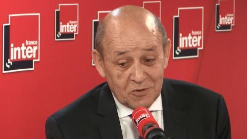 Jean-Yves Le Drian favorable à un référendum après le grand débat, mais pas en même temps que les européennes