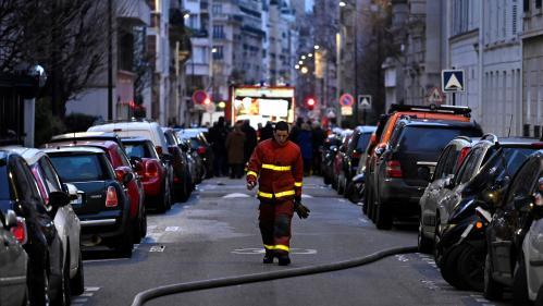 DIRECT. Incendie à Paris : la suspecte admise en infirmerie psychiatrique, l'enquête se poursuit