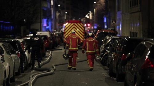 Ce que l'on sait de l'incendie qui a fait dix morts et une trentaine de blessés à Paris
