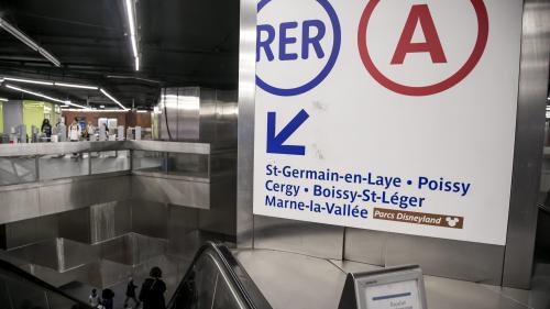 Paris : trafic très perturbé sur le RER A après un acte de malveillance, la RATP porte plainte