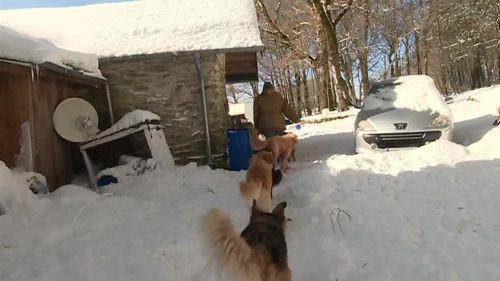 VIDEO. Hérault : le calvaire d'une famille bloquée chez elle depuis 14 jours à cause de la neige