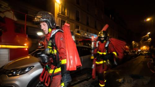 DIRECT. Incendie à Paris : le bilan s'élève désormais à 10 morts, annonce le parquet