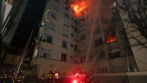 nouvel ordre mondial | Incendie à Paris : la responsabilité d'Essia B. en question