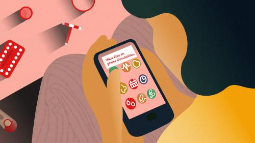 ENQUETE FRANCEINFO. Applications, objets connectés... Les dessous du business de la fertilité sur internet