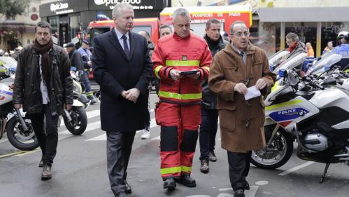 Incendie à Paris : la suspecte est sortie de son 13e séjour en hôpital psychiatrique le 30 janvier, confirme le procureur
