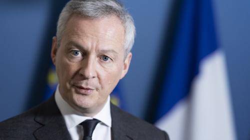 """VIDEO. """"Je crois que les jeux sont faits"""" : Bruno Le Maire annonce que Bruxelles va rejeter la fusion Alstom-Siemens"""