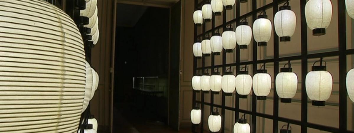 bambou et papier washi l 39 art ancestral des lanternes. Black Bedroom Furniture Sets. Home Design Ideas
