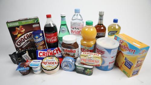 Camembert, spaghettis, huile, céréales... On a comparé le prix d'un panier type avant et après la loi alimentation