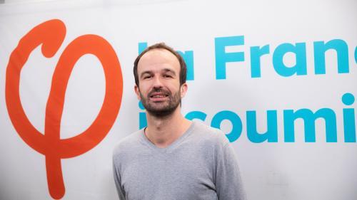 Manuel Bompard, candidat de La France insoumise aux européennes, a été perquisitionné à son domicile à Toulouse