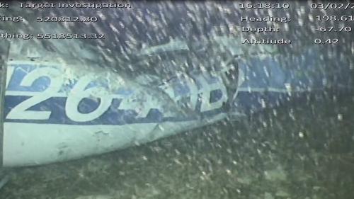 Un corps a été récupéré dans l'épave de l'avion qui transportait le footballeur Emiliano Sala