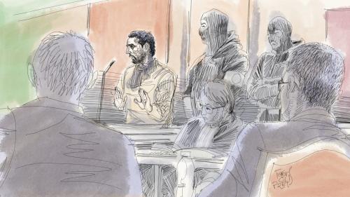 Deux anciens otages français en Syrie reconnaissent formellement Mehdi Nemmouche comme leur geôlier