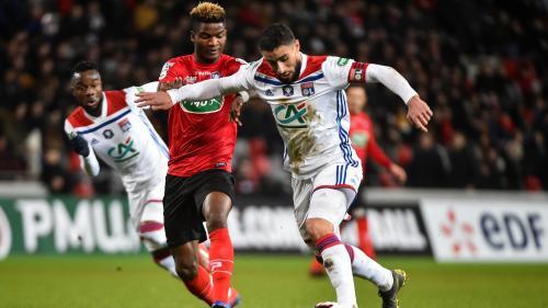 Coupe de France : Lyon se qualifie pour les quarts en battant Guingamp