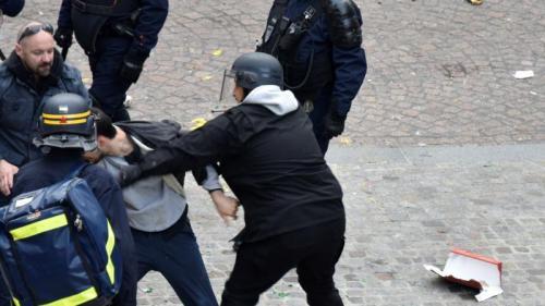 Affaire Benalla : l'homme et la femme interpellés place de la Contrescarpe condamnés à 500 euros d'amende chacun pour violences contre la police