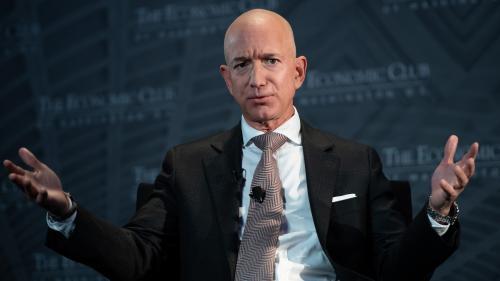 On vous explique le bras de fer entre le patron d'Amazon et un tabloïd proche de Trump