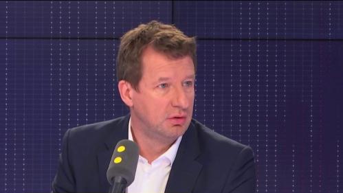 """VIDEO. Européennes : Yannick Jadot dit """"non"""" à la votation citoyenne de Benoît Hamon pour une union de la gauche"""