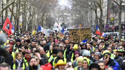 """A quoi va ressembler le treizième samedi de mobilisation des """"gilets jaunes"""" ?"""