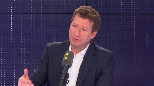 """Européennes : Yannick Jadot plaide """"la cohérence"""" et rejette """"les unions de façade"""""""