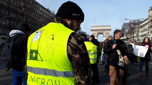 """""""Gilets jaunes"""" : le point sur le 13e samedi de mobilisation, région par région"""