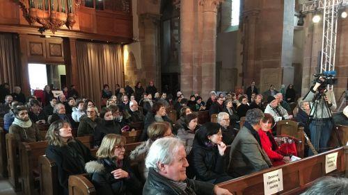 nouvel ordre mondial | Attentat de Strasbourg : des associations rendent hommage aux victimes
