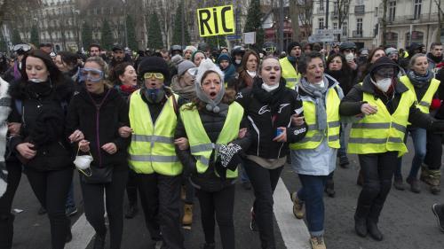 """DIRECT. """"Gilets jaunes"""" : des manifestations en ordre dispersé à Paris et en régions pour le 13e samedi de mobilisation"""