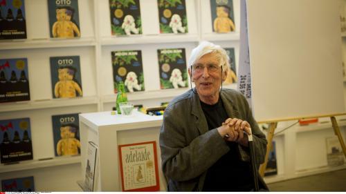 """L'illustrateur Tomi Ungerer, auteur notamment des livres pour enfants """"Les Trois Brigands"""" et """"Jean de la Lune"""", est mort à l'âge de 87 ans"""
