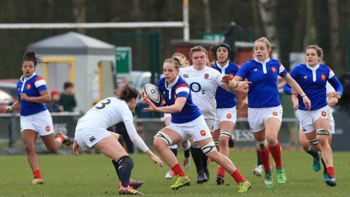 DIRECT. Tournoi des six nations féminin : regardez Angleterre-France